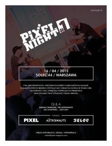 pixel_night#1_plakat