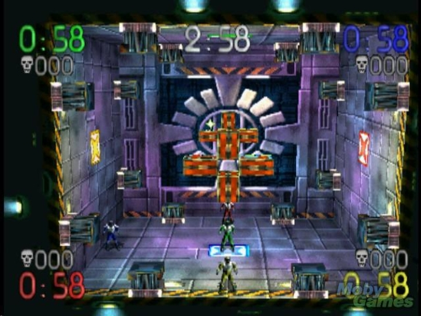 173769-blast-chamber-playstation-screenshot-four-player-mode-in-launchacross