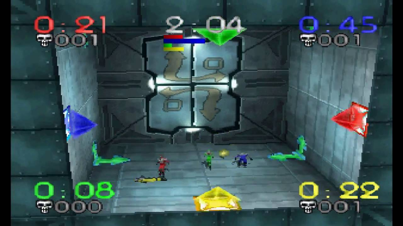 Photo of Blast Chamber The 3D Rotatable Deathmatch