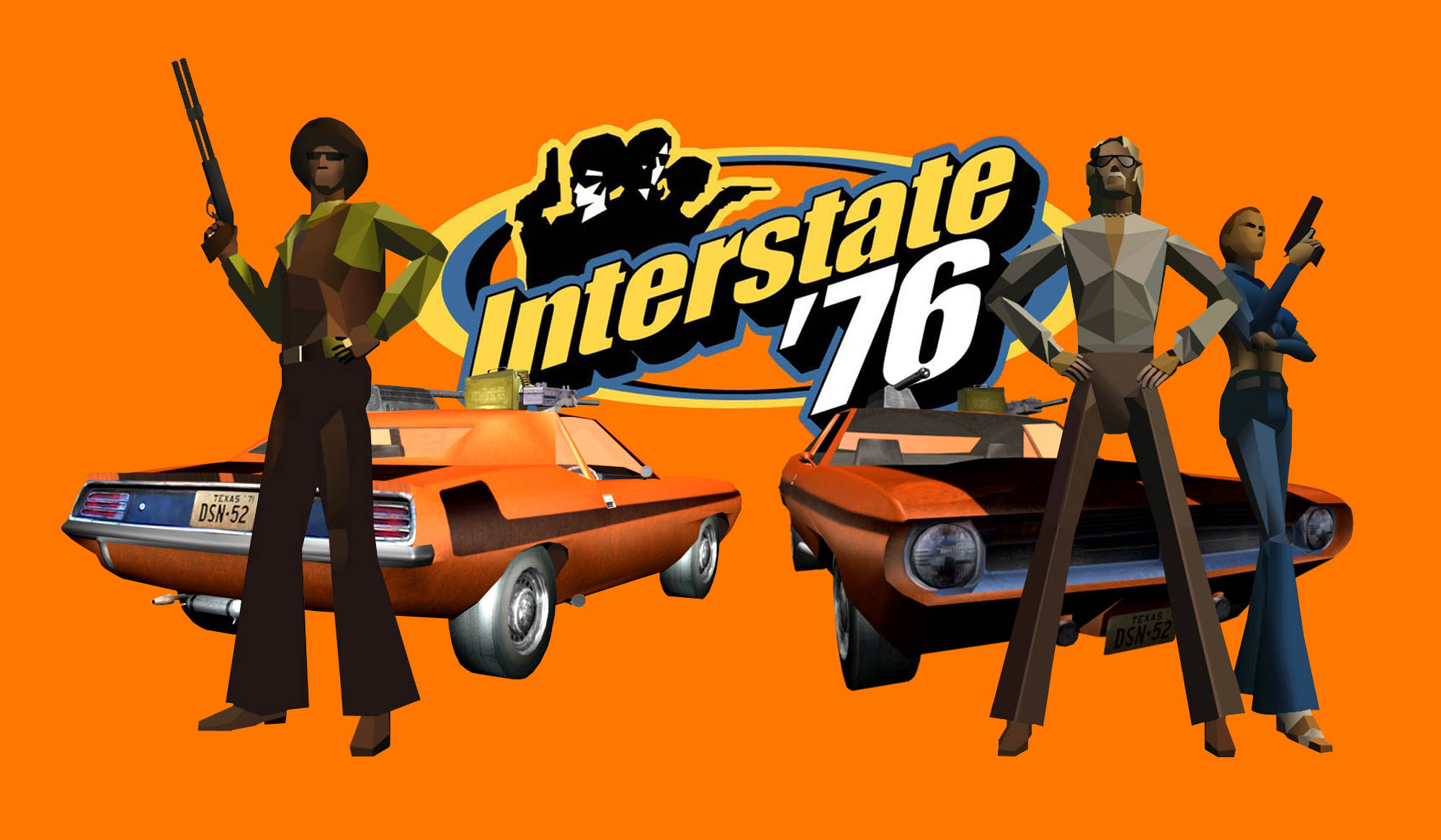 Photo of Interstate '76 – Somewhere in the Southwest