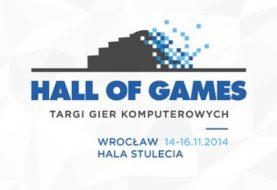HALL OF GAMES - targi gier komputerowych we Wrocławiu