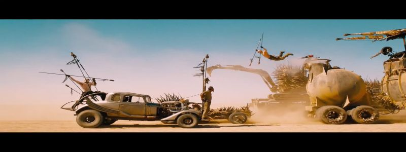 Photo of Mad Max: Na drodze gniewu – trailer