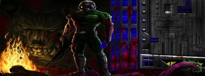 Photo of Brutal Doom v20 –  dobry powód by znów zagrać w Doom