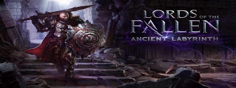 Photo of Ancient Labyrinth – DLC do Lords of the Fallen – Premiera