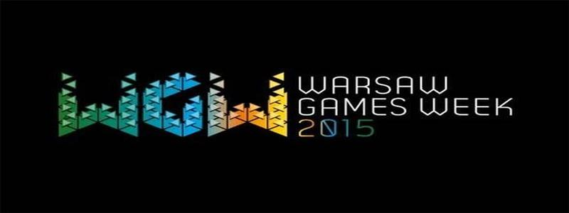 Photo of Z aparatem na Warsaw Games Week 2015