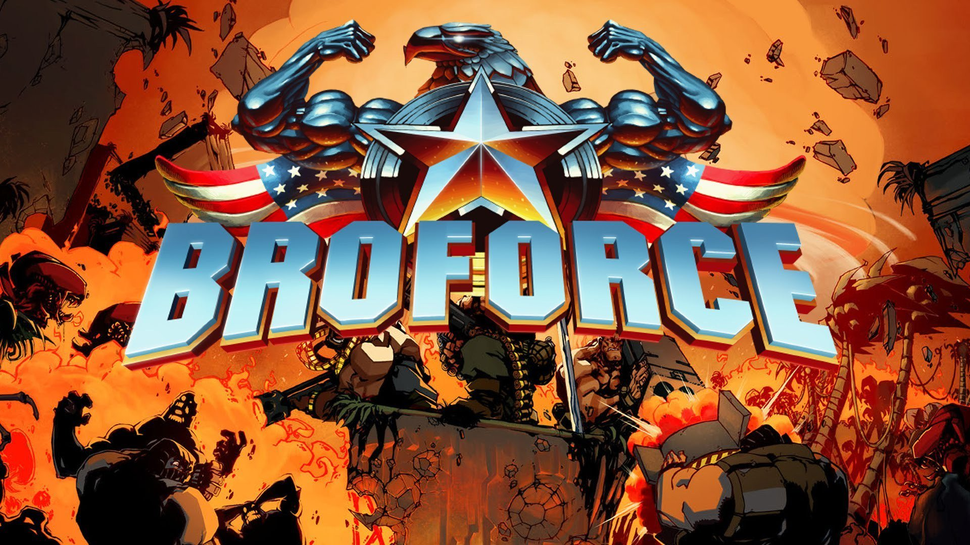 Photo of Broforce – recenzja