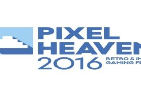 PIXEL HEAVEN 2016. RETRO & INDIE GAMING FEST vol. 4