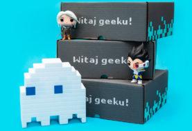 Pixel Box - Konwent Box - Unboxing