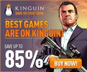 kinguin reklama