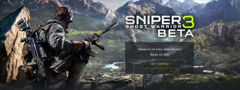 Photo of Sniper Ghost Warrior 3 beta – ruszyły zapisy