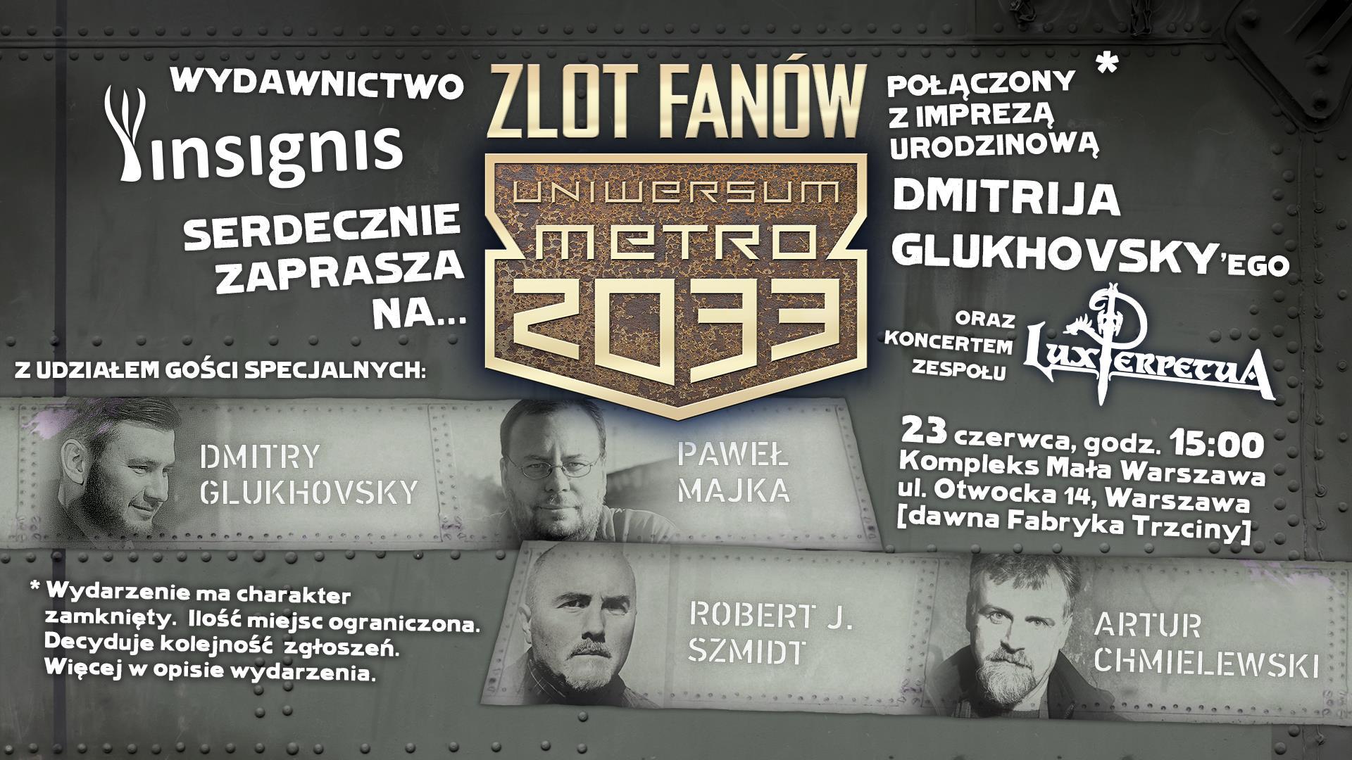 Photo of Zlot fanów Uniwersum Metro 2033