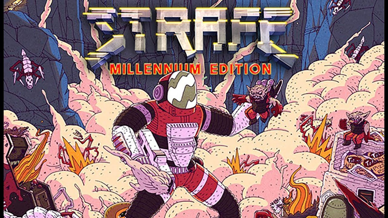 Photo of STRAFE®: Millennium Edition