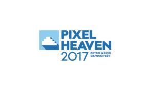 Z aparatem na… Pixel Heaven 2017