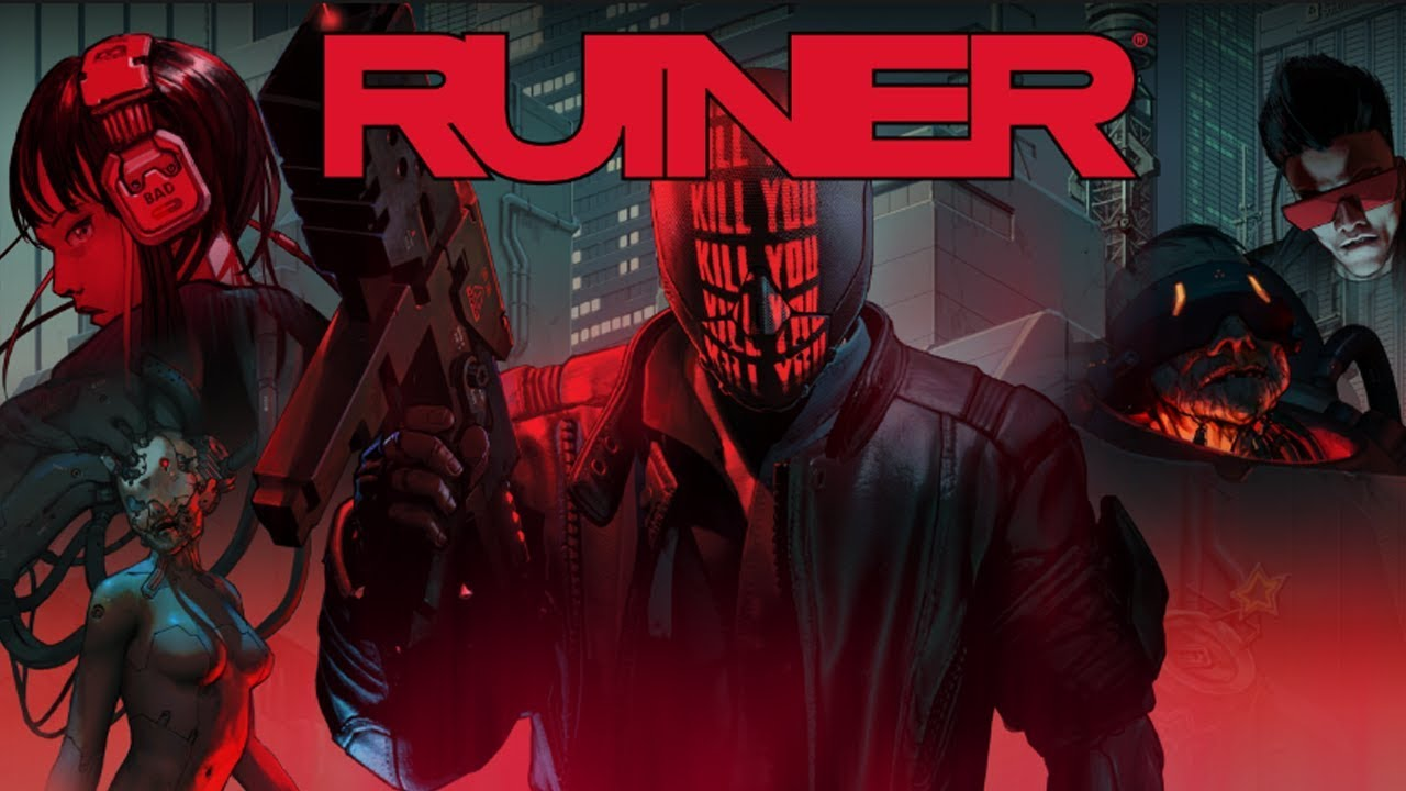 Photo of Ruiner – recenzja
