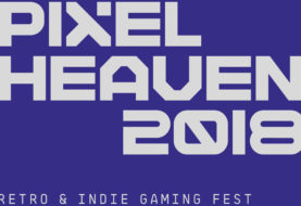 Pixel Heaven 2018. Retro & Indie Gaming Fest vol. 6