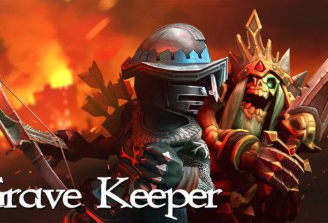 Grave Keeper - nowy nieskomplikowany hack'n'slash od studia Baldur Games