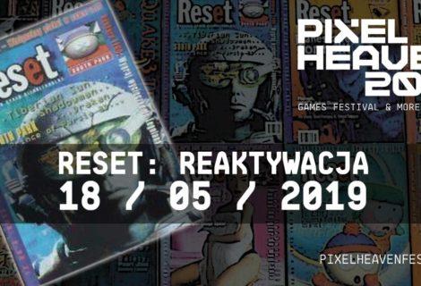 Reset: Reaktywacja @Pixel Heaven 2019