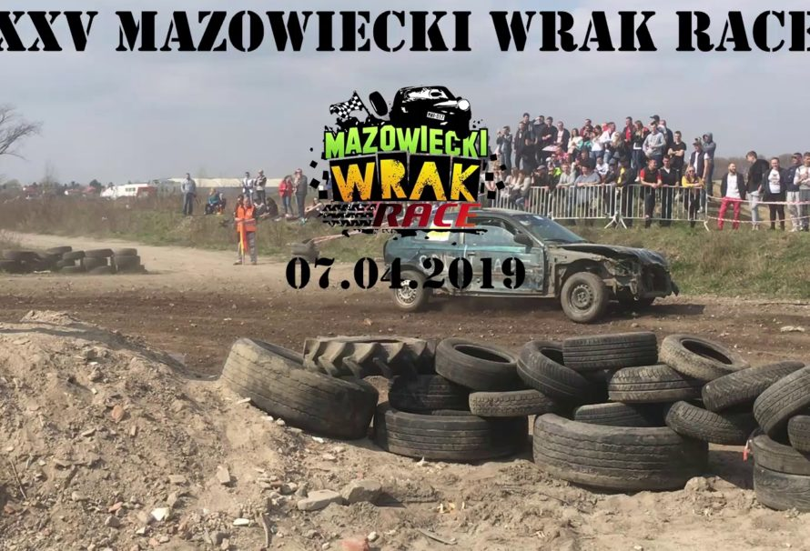 XXV Mazowiecki Wrak Race 07 04 2019 - Edycja Jubileuszowa