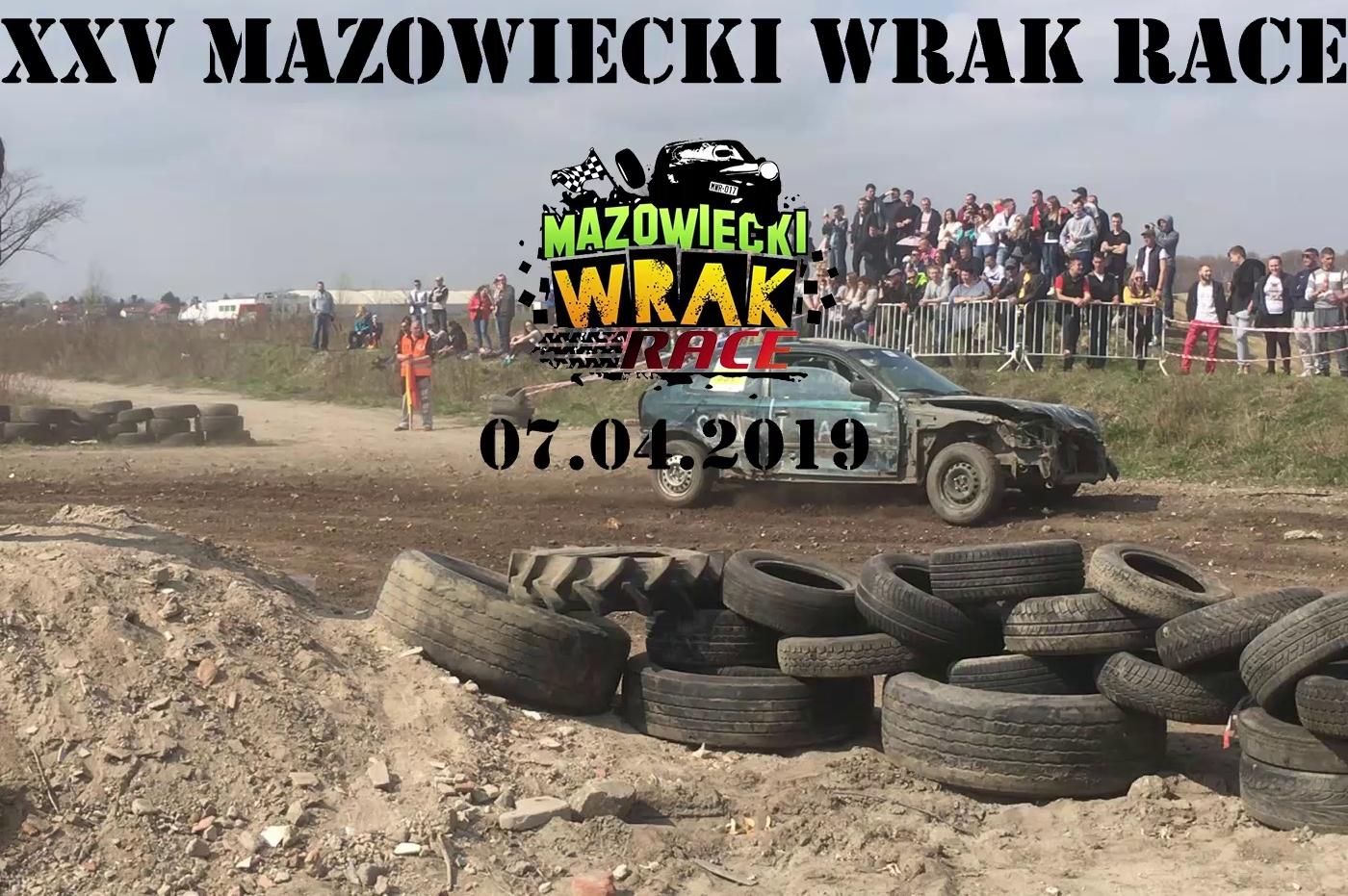 Photo of XXV Mazowiecki Wrak Race 07 04 2019 – Edycja Jubileuszowa