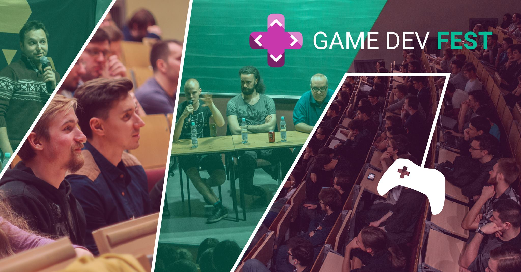 Photo of Game Dev Fest 8 Politechnika Warszawska – maj 2019