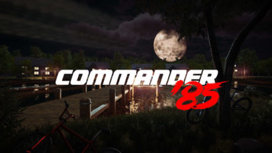 Photo of Commander '85 – retro thriller sci-fi