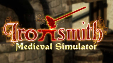 Photo of Ironsmith Medieval Simulator – symulator kowala z elementami RPG